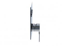 STEINBERG - Podomítková páková baterie se systémem PUSHTRONIC, 3 výstupy (390 2231), fotografie 8/8
