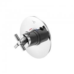 STEINBERG - Podomítková termostatická baterie /bez montážního tělesa/, chrom (250 4202)