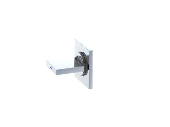 STEINBERG - Podomítkový ventil, chrom (160 4500)