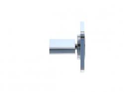 STEINBERG - Podomítkový ventil, chrom (230 4500), fotografie 2/5