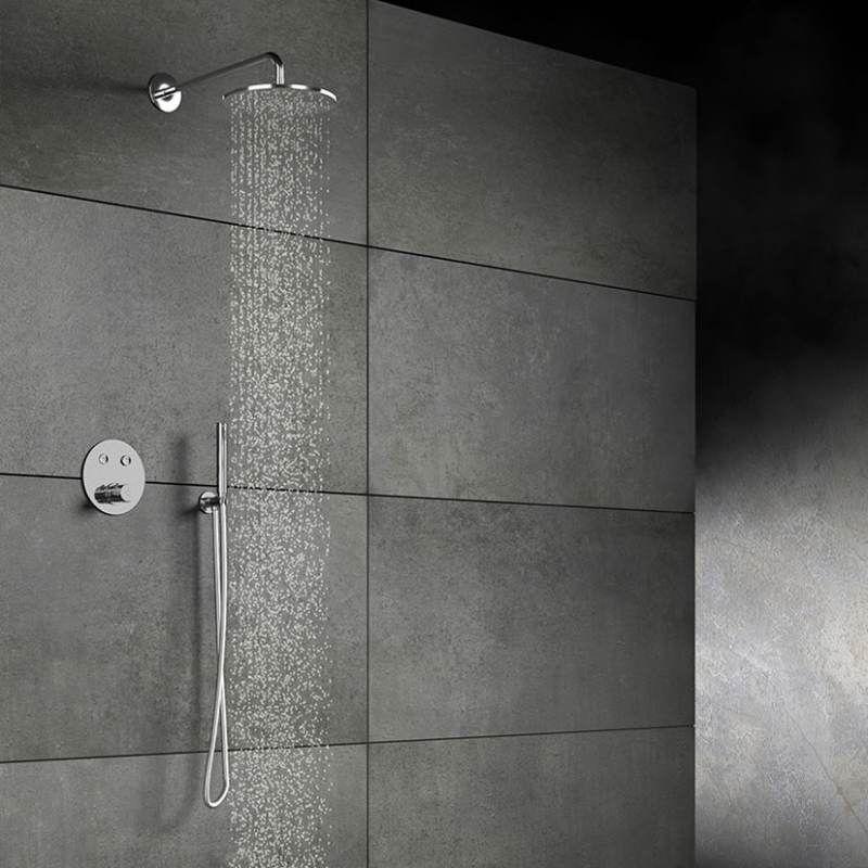 STEINBERG - Horní sprcha déšť bez ramene, průměr 250 mm, chrom (100 1686)