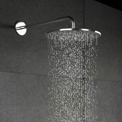 STEINBERG - Hlavová sprcha 300x8 mm, Easy-clean systém, chrom (100 1688), fotografie 2/6