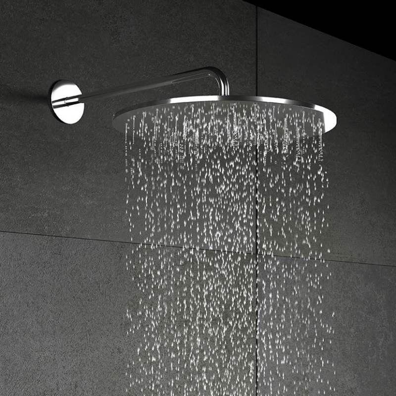 STEINBERG - Hlavová sprcha 400x8 mm, Easy-clean systém, chrom (100 1689)