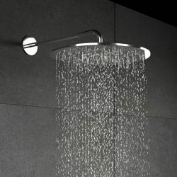 STEINBERG - Hlavová sprcha 400x8 mm, Easy-clean systém, chrom (100 1689), fotografie 2/4