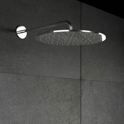 STEINBERG - Hlavová sprcha 400x8 mm, Easy-clean systém, chrom (100 1689), fotografie 4/4