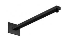 Nástěnné sprchové rameno 400mm, černá mat  (120 7910 S) - STEINBERG, fotografie 8/4