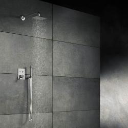 STEINBERG - Dešťová sprcha 145x220x9,5 mm, chrom (120 1687), fotografie 8/5