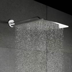 STEINBERG - Sprchová hlavice 400x400x8 mm, chrom (120 1689), fotografie 4/4