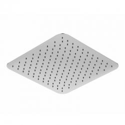 Hlavová sprcha 300x300x2 mm, chrom (390 1682) - STEINBERG