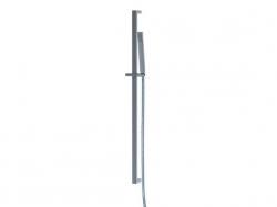 Sprchová souprava s tyčí 900 mm, kovovou ruční sprchou a hadicí 1800 mm, chrom (135 1602) - STEINBERG