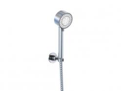 STEINBERG - Sprchová souprava, chrom (nástěnný držák, ruční sprcha 3 funkce, hadice) (100 1626), fotografie 6/5