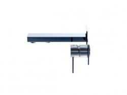 STEINBERG - Nástěnná umyvadlová baterie včetně montážního tělesa, chrom (120 1816), fotografie 2/5