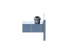 """STEINBERG - Rohový ventil 1/2""""(120 1640), fotografie 2/5"""