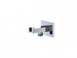 Nástěnný držák ruční sprchy s přívodem vody (135 1667) - STEINBERG