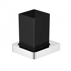 STEINBERG - Sklenka, černé sklo (420 2002)