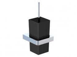 WC štětka, černé sklo (420 2902) - STEINBERG