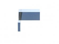 Držák na toaletní papír (420 2800) - STEINBERG, fotografie 2/6