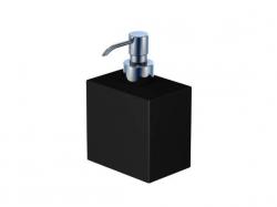 Dávkovač tekutého mýdla, černé sklo (460 8102) - STEINBERG