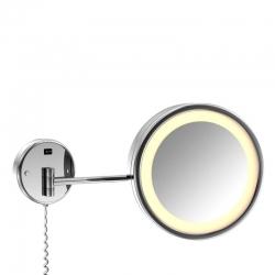 Kosmetické zrcátko s LED osvětlením (650 9020) - STEINBERG