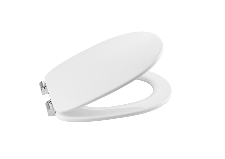 ROCA - WC sedátko s poklopem CARMEN slowclose, bílé (A801B5200B)