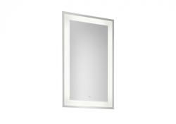 ROCA - Zrcadlo IRIDIA s osvětlením LED 400x700 (A812339000)