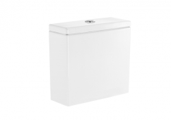 ROCA - WC nádržka INSPIRA Dual Flush 3/4, 5 l, spodní levý přívod vody (A341520000)