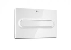 PL1 Dual - tlačítko pro podomítkové moduly, bílá (A890095100) - ROCA