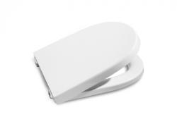 ROCA - WC sedátko MERIDIAN Softclose, nerez úchyty (A8012A2004)