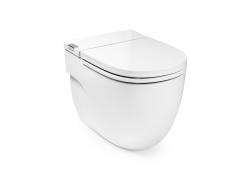IN-TANK MERIDIAN stojící WC, splachování 4,5/3 l, sedátko Slowclose (A893303000) - ROCA