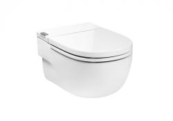IN-TANK MERIDIAN závěsné WC pro zabudování do lehké příčky, sedátko Slowclose (A893301000) - ROCA
