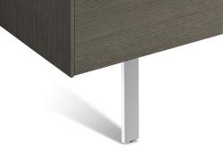 ROCA - Nohy, pro INSPIRA umyvadlové skříňky, 1 pár (A816815339)