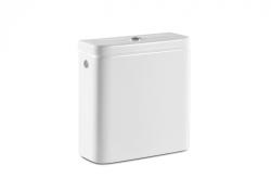 ROCA - WC nádrž THE GAP COMPACT dual flush 4/ 2 l s bočním přívodem vody (A341471000)