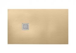 ROCA - Sprchová vanička TERRAN 1000x800, písková (AP013E832001510)