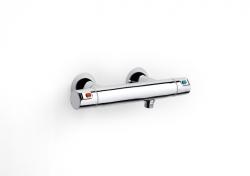 Sprchová termostatická baterie VICTORIA bez příslušenství, chrom (A5A1318C00) - AKCE/ROCA