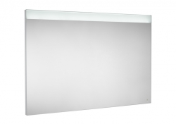ROCA - Zrcadlo 1200x800 s integrovaným LED osvětlením, bez vypínače a fólie proti orosení (A812262000)
