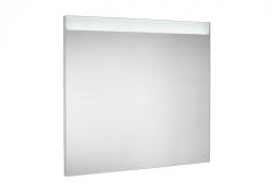 Zrcadlo 900x800 s integrovaným LED osvětlením, bez vypínače a fólie proti orosení (A812259000) - ROCA