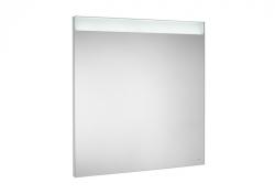 ROCA - Zrcadlo 800x800 s integrovaným LED osvětlením, bez vypínače a fólie proti orosení (A812258000)