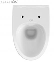 AKCE/SET/JOMO - SET JOMO Duofix modul pro závěsné WC + tlačítko + montážní sada + sedátko + WC CERSANIT CLEANON PARVA (174-91100900-00 PA1), fotografie 6/10
