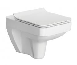 SET JOMO Duofix modul pro závěsné WC + tlačítko + montážní sada + sedátko + WC CERSANIT CLEANON SPLENDOUR (174-91100900-00 SP1), fotografie 4/11