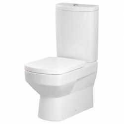 SET PURE (WC mísa+nádržka+sedátko+ventily+šrouby+těsnění) (SET-PURE01)