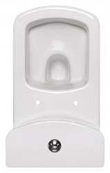 SET PURE (WC mísa+nádržka+sedátko Soft-close+ventily+šrouby+těsnění) (SET-PURE02), fotografie 16/13