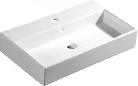 ISVEA - PURITY keramické umyvadlo 70x42cm (2508) (10PL50070)