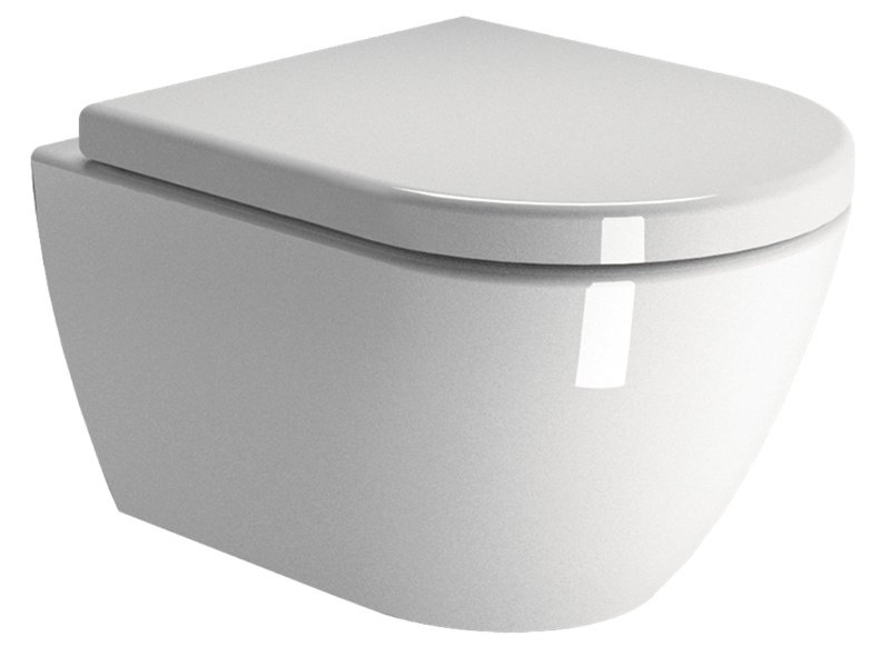 PURA WC závěsné 36x50 cm, ExtraGlaze (881811) GSI