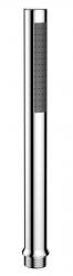 SAPHO - Ruční sprcha, 221mm, ABS/černá/chrom (1205)