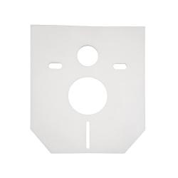 JOMOTech Tlumící izolační deska pro závěsné  WC  (171-62000000-00), fotografie 2/2