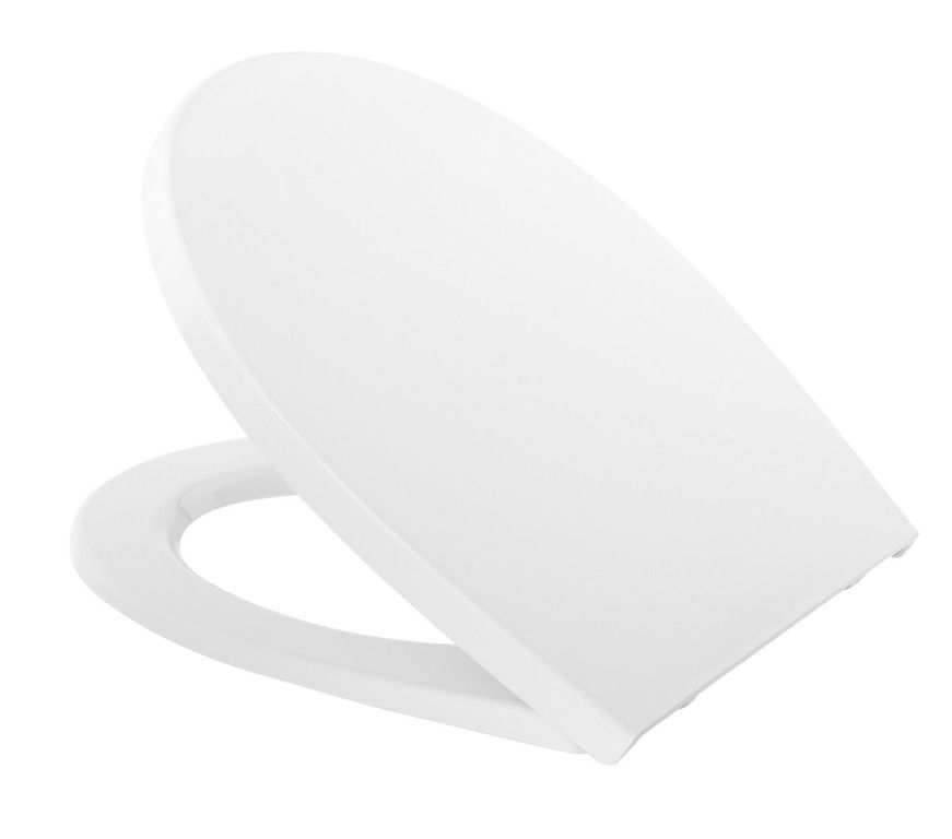 GEBERIT DuofixBasic s bílým tlačítkem DELTA21 + WC CERSANIT DELFI + SOFT SEDÁTKO (458.103.00.1 21BI DE2)