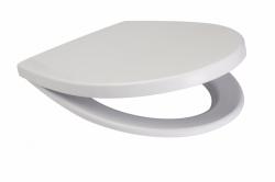 ALCAPLAST  Jádromodul - předstěnový instalační systém s bílým/ chrom tlačítkem M1720-1 + WC CERSANIT DELFI + SEDÁTKO (AM102/1120 M1720-1 DE1), fotografie 8/9
