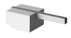 SAPHO - MAX páčka, chrom/chrom mat (LEMA)
