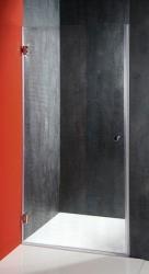 AQUALINE - FONTE sprchové dveře 900mm, čiré sklo (2102-01/90), fotografie 2/1