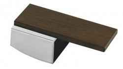 SAPHO - DECORMAX páčka, chrom/dřevo (LEDM)